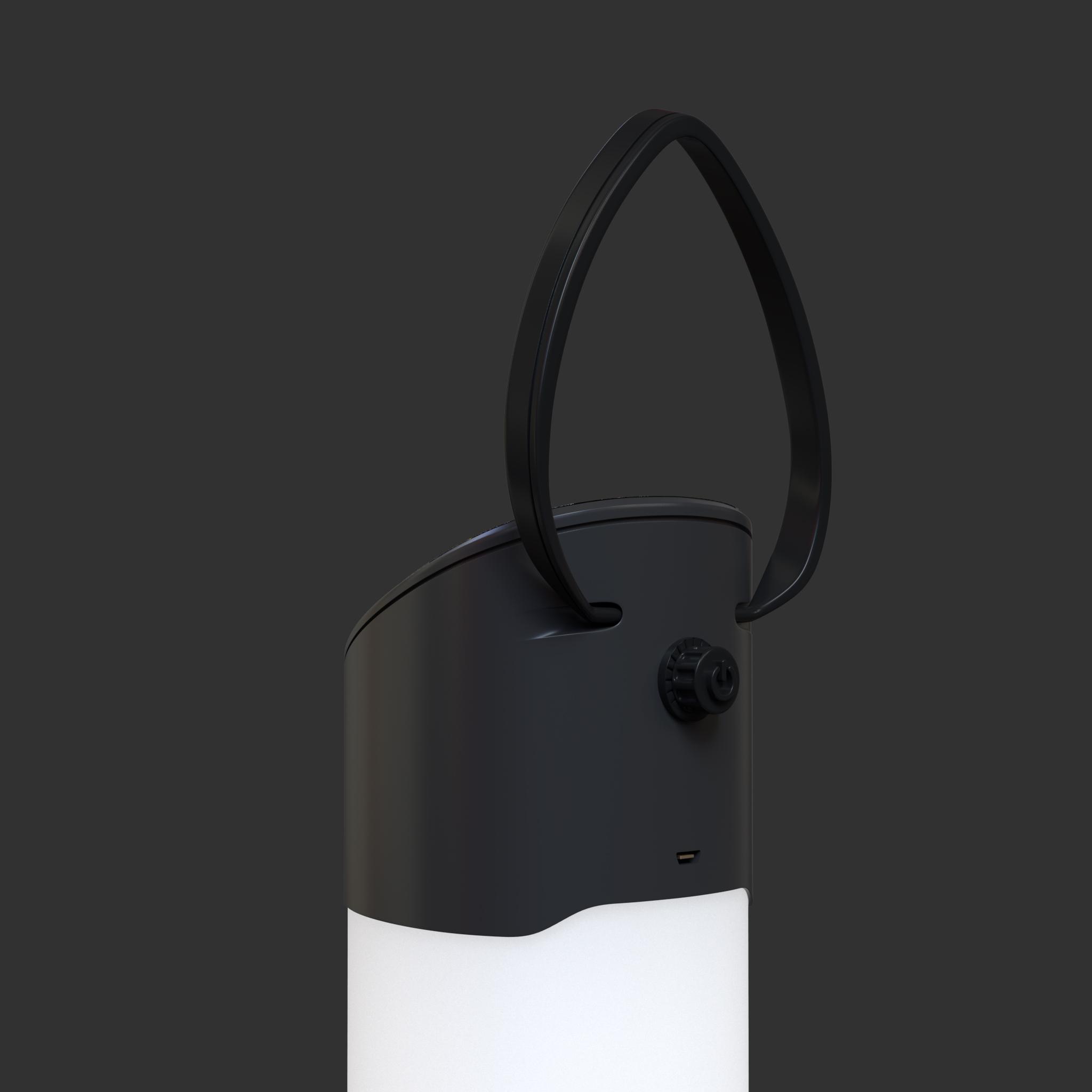 Solar Lantern with USB charging Socket