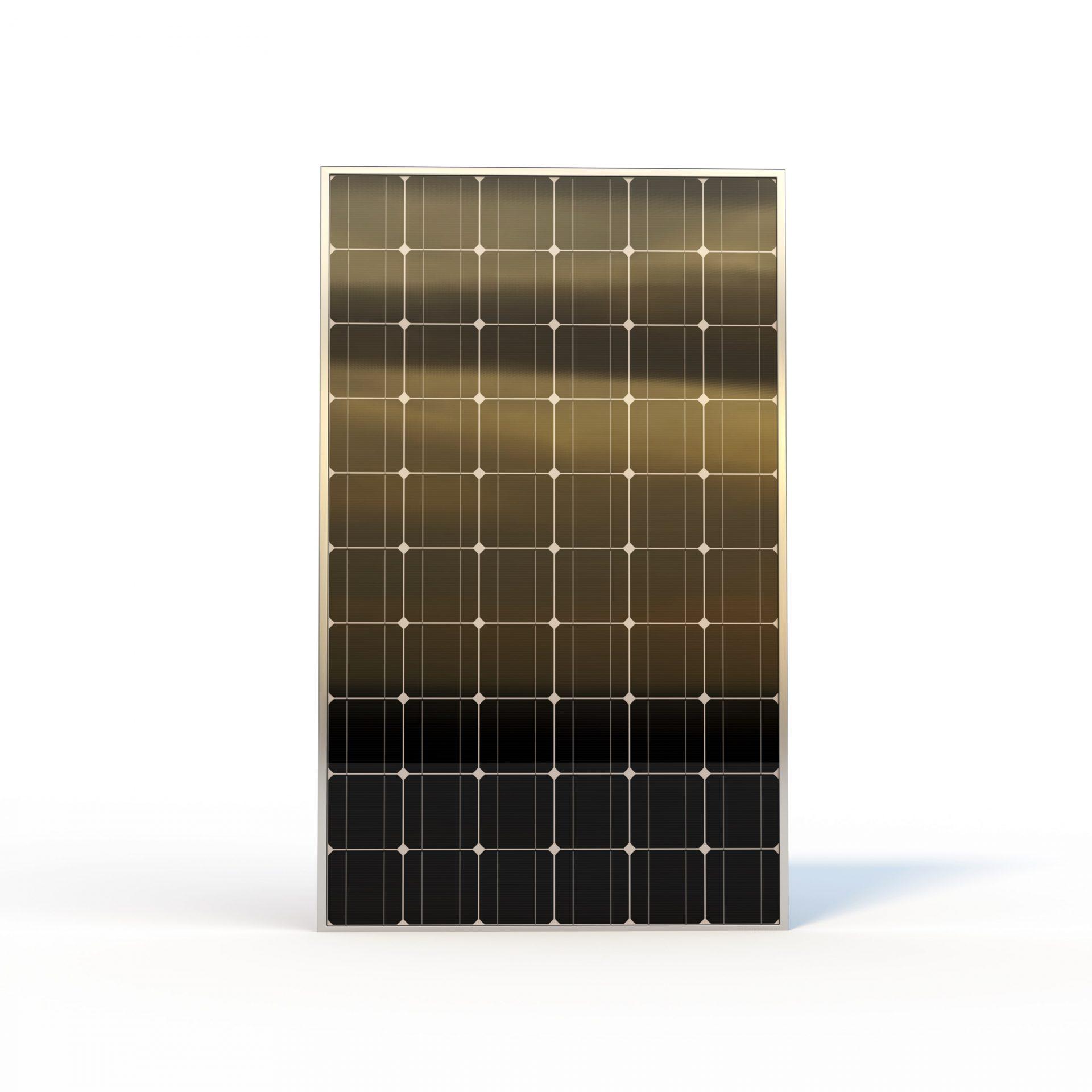 405 watts aluminium frame Half-Cell Solar Module